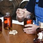 Rare Fake Whiskey Operation Uncovered in London