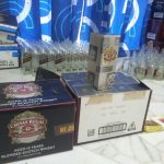 High End Counterfeit Liquor Operation Raided