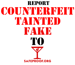 Report Fake Tainted Alcohol Mexico