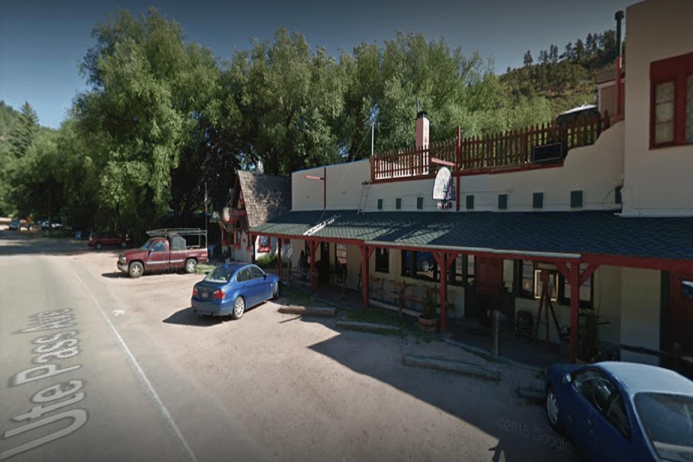 Blue Moose Tavern 10530 Ute Pass Ave, Green Mountain Falls, CO Fined for Refilling Liquor Bottles