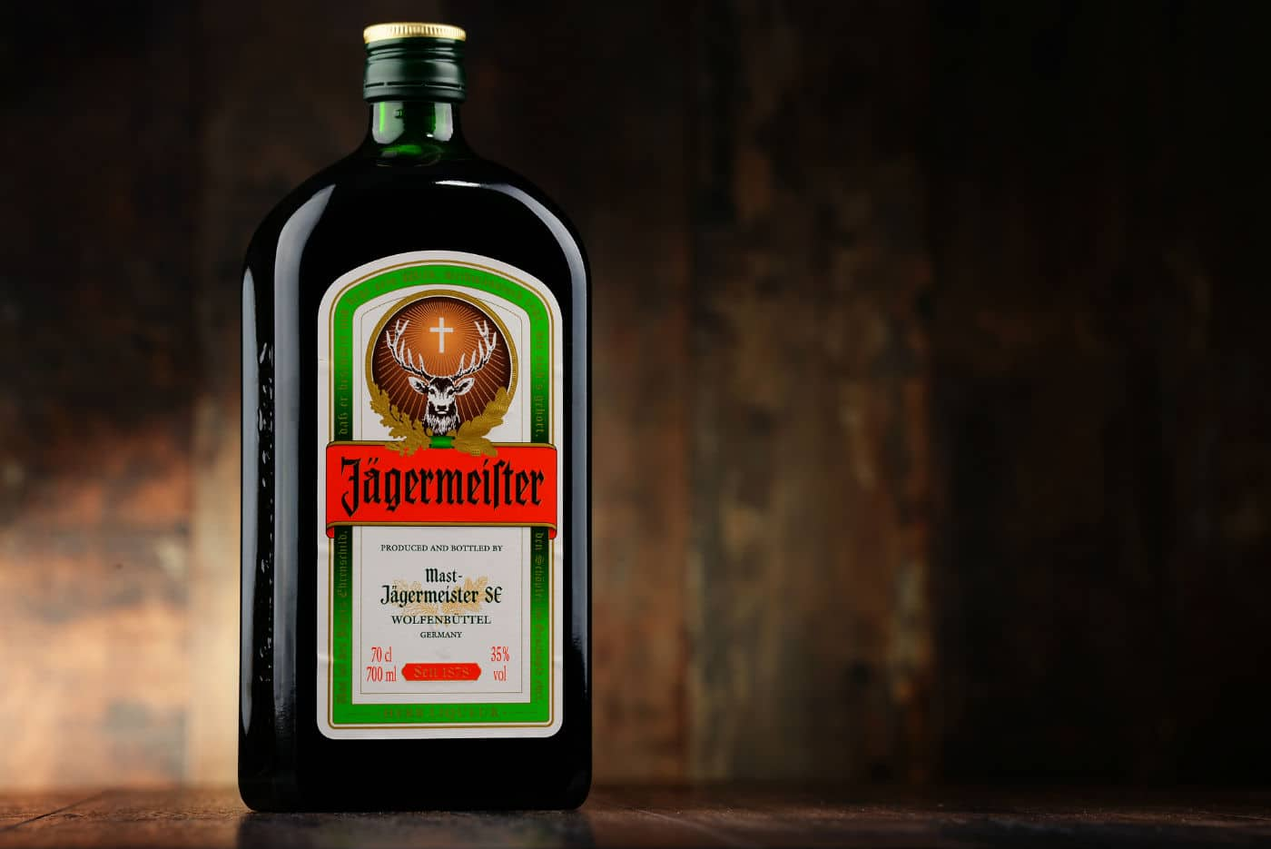 Fake Jagermeister served on tap at English pub