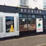 Hughie's Bar Selling Fake Vodka