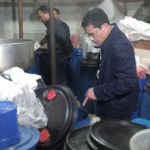 Police Raid Fake Alcohol Production House