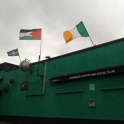 Shamrock Sports and Social Club5 Flax St, Belfast, Northern Ireland Fake Smirnoff Vodka
