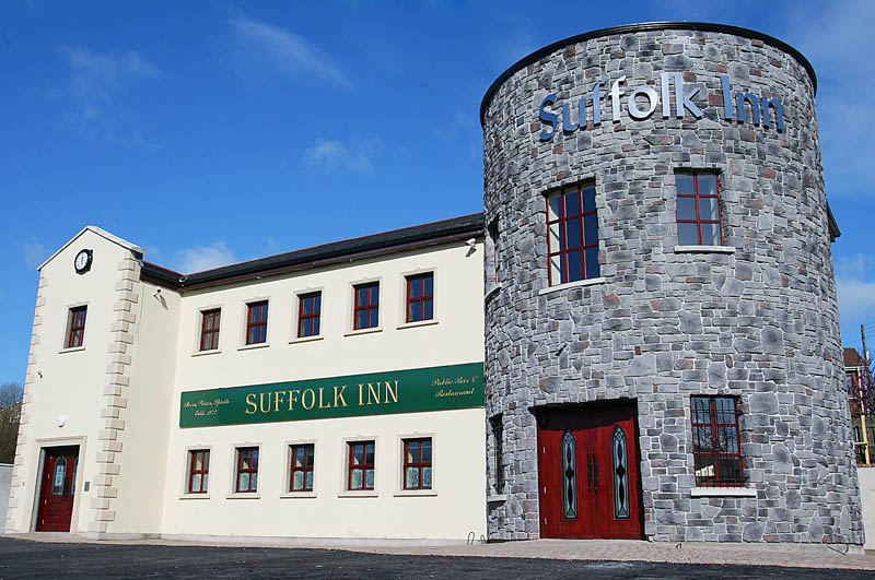 Suffolk Inn Northern Ireland Serving Fake Vodka