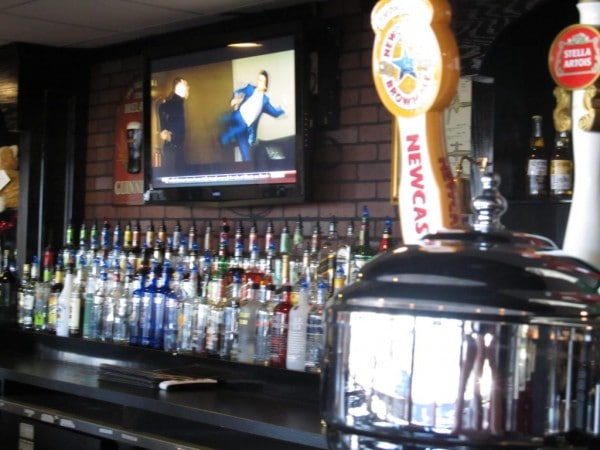 Premium Liquor Swap at TGI Friday's