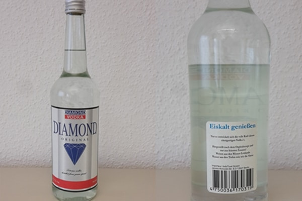 Counterfeit Alcohol in Germany