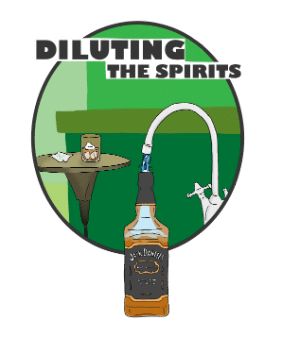 Diluting Spirits Violation