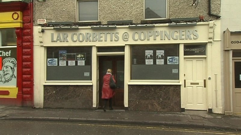 Coppingers Pub - 4 Parnell St, Thurles Townparks, Fined for Fake Vodka