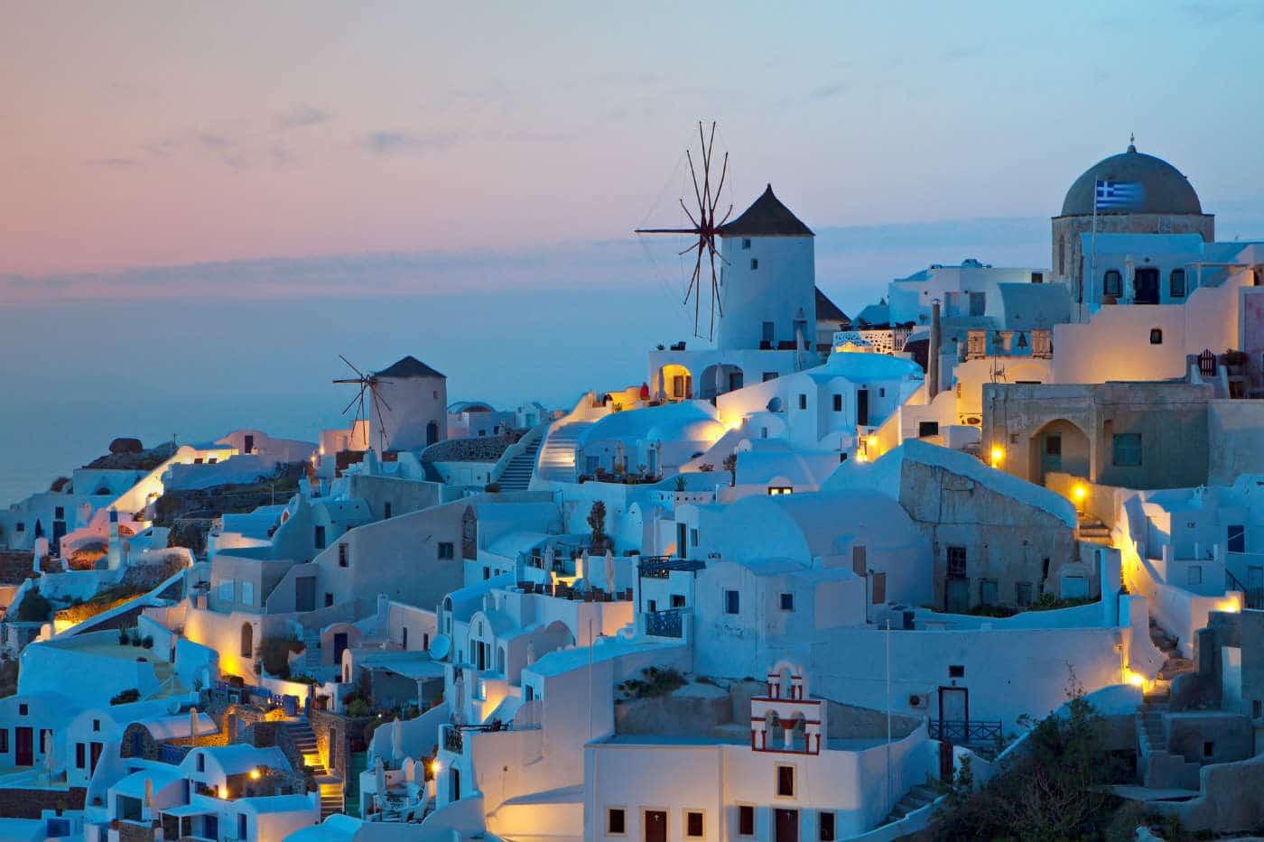 Alcohol Poisoning Greece Island Santorini