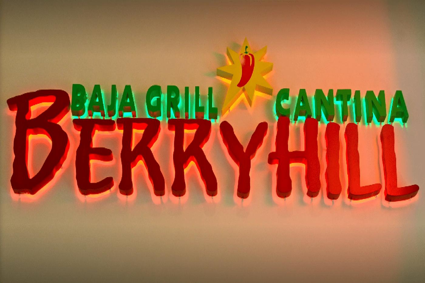 Berryhill Baja Grill,731 Memorial City Way, Houston, TX 77024 Refilling Violation