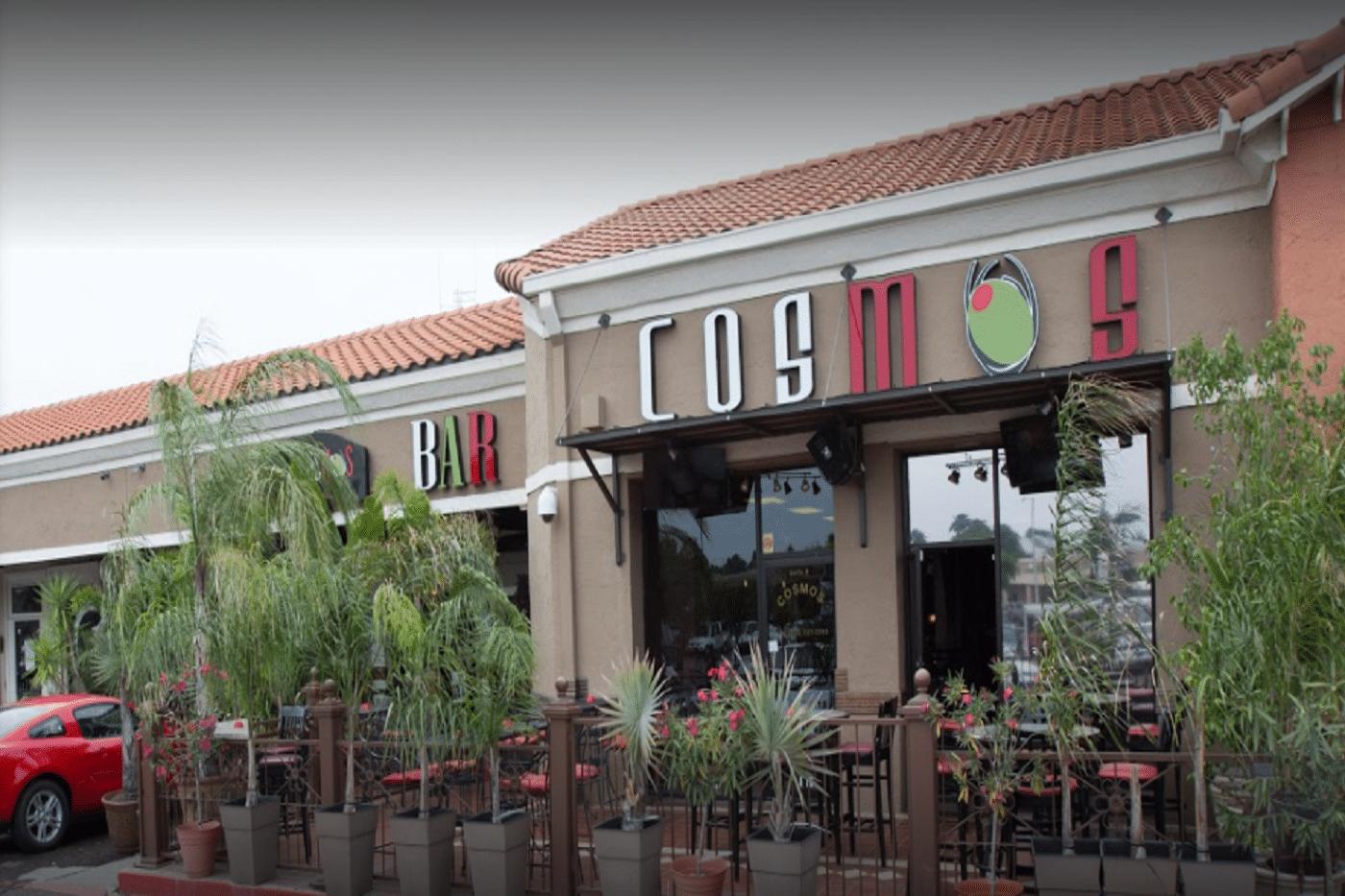 Cosmos Bar & Grill,201 W Del Mar Blvd Ste 8, Laredo, TX 78041 was cited for a Refilling Liquor Violation