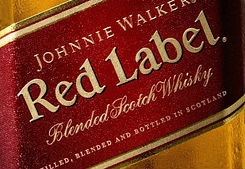 Johnny Walker Red Label Whiskey,Fake Alcohol Brands Exported from USA