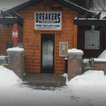 Breakers Bar and Grill, Topinabee, Michigan