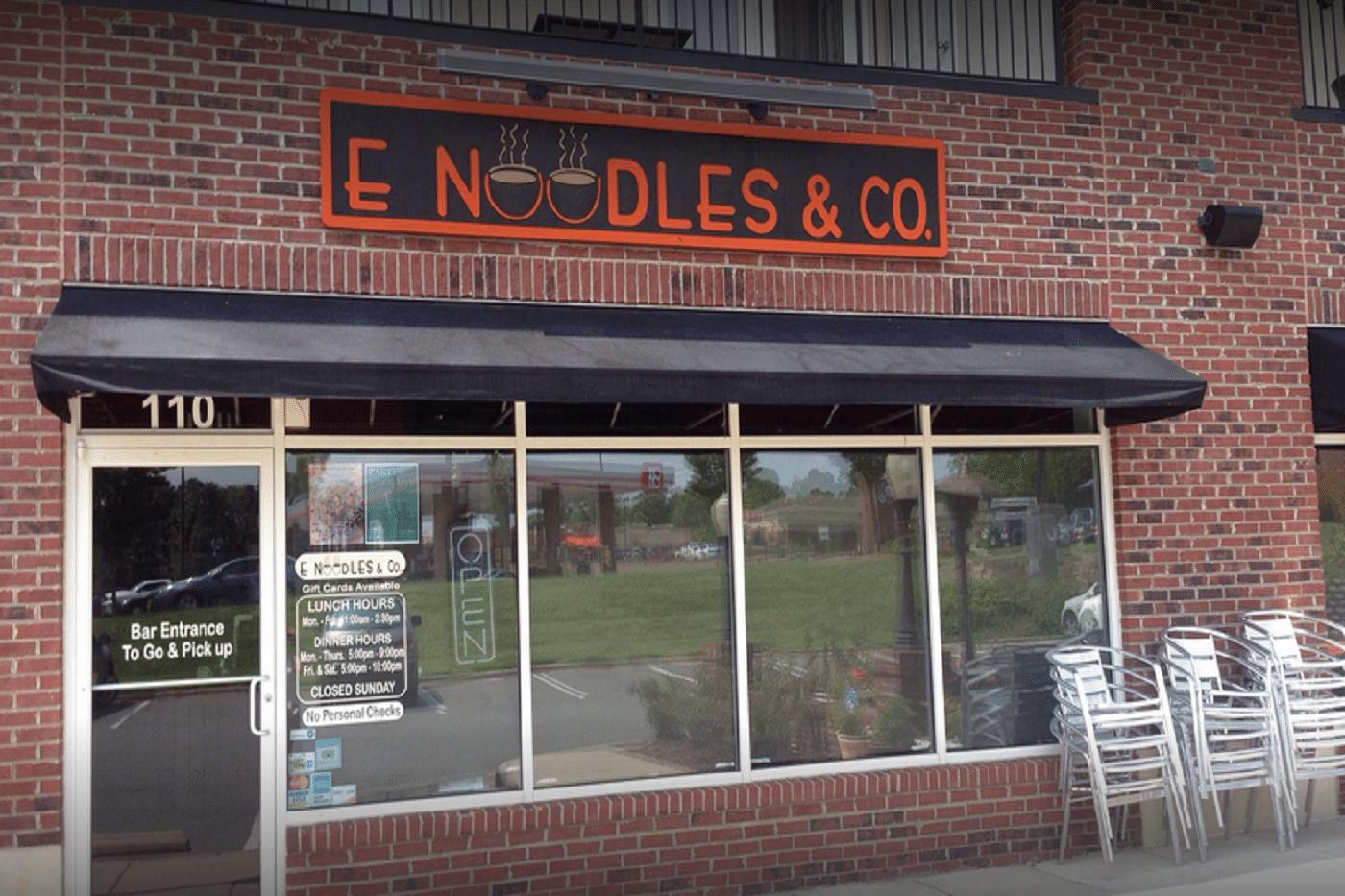 Enoodles Asian Bistro