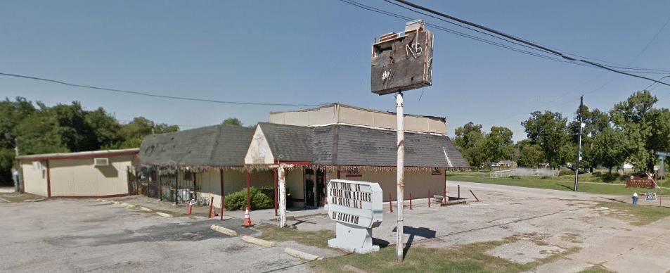 Mr. A's Club Texas - Liquor Violation