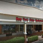 New York Style Pizza and Restaurant, Greenacres, Florida