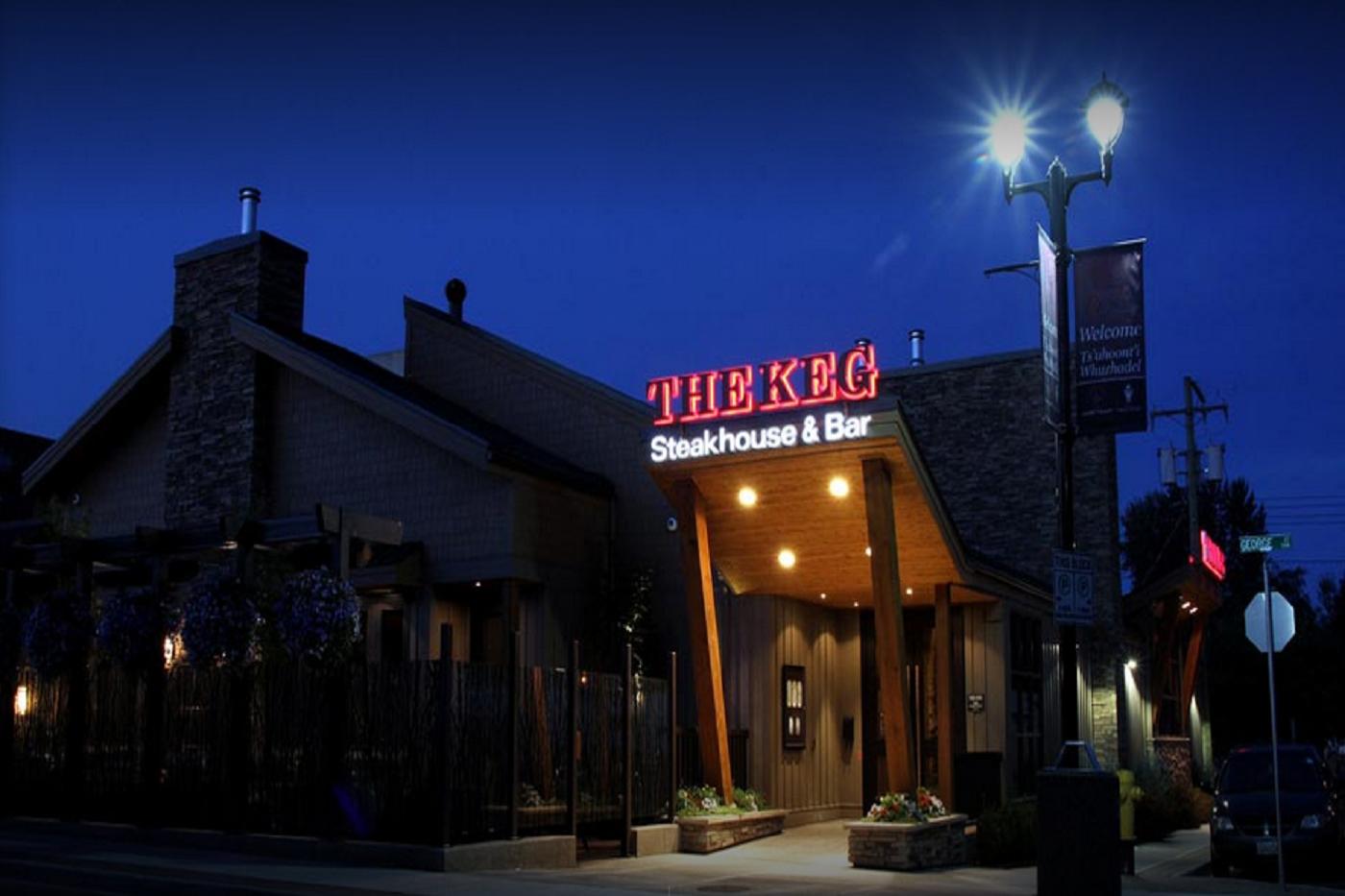 Keg Steakhouse Bar