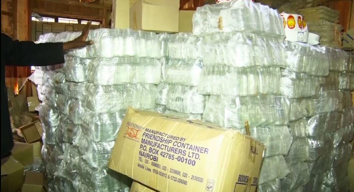 Counterfeit Liquor Plant Meru Kenya