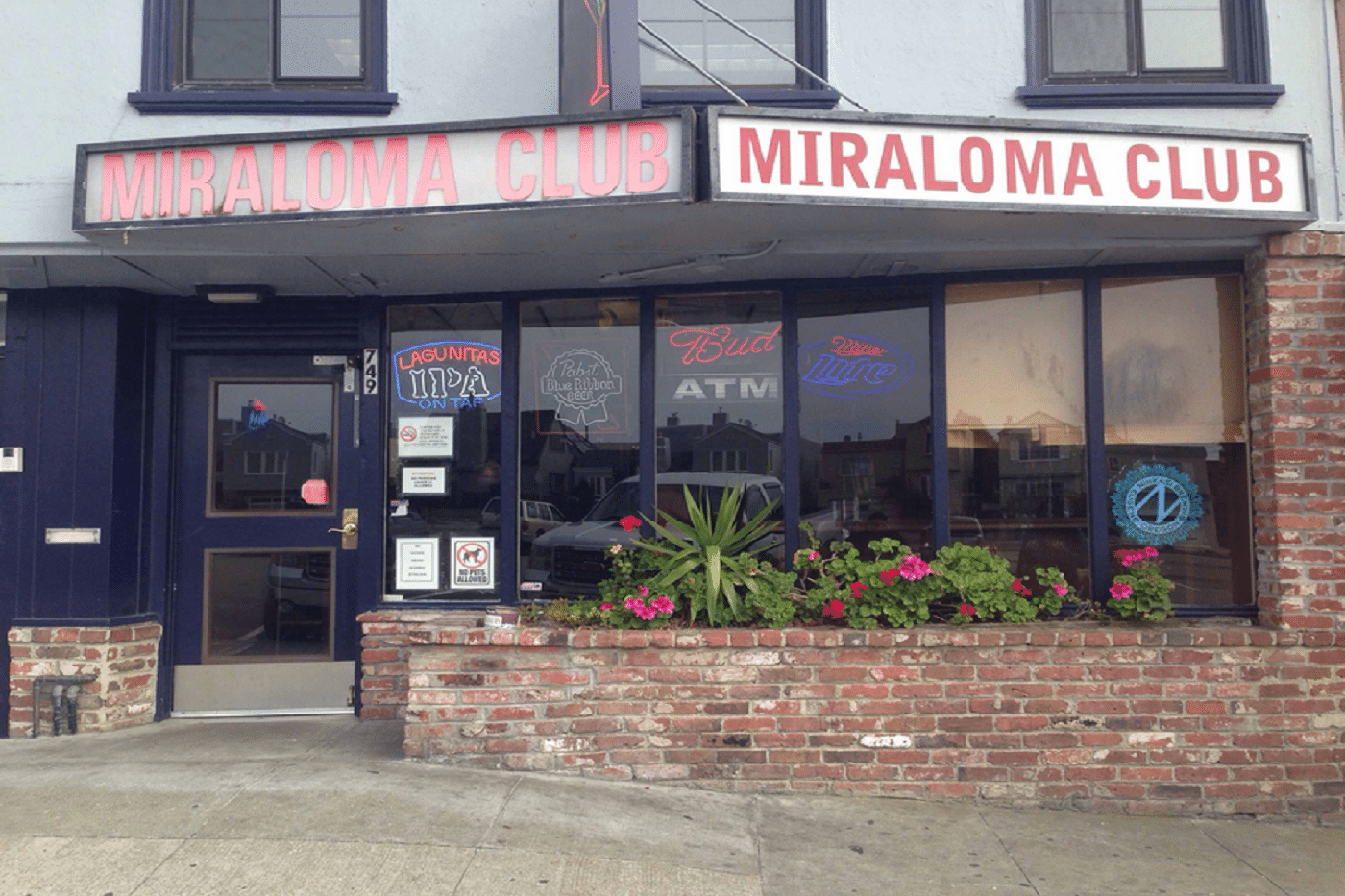Miraloma Club, 749 Portola Dr, San Francisco, CA 94127 was cited for refilling Liquor Bottles