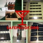 Counterfeit Johnnie Walker Black Label