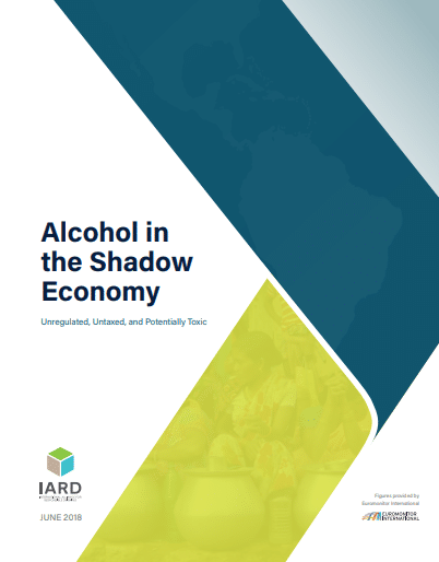 Alcohol in the Shadow Economy report on Illicit Alcohol