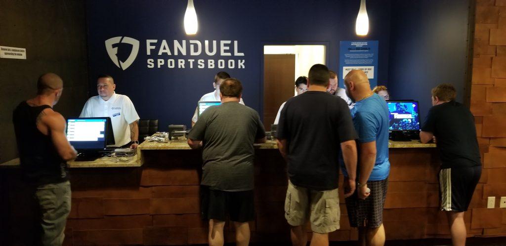 Sports Betting New Jersey FanDuel Meadowlands