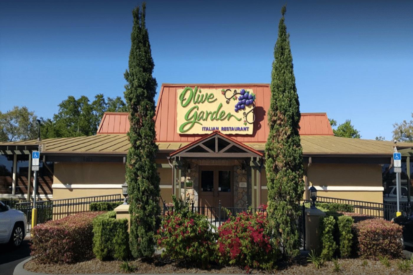 Olive Garden Italian Restaurant Orlando Florida