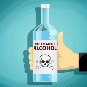 Methanol Alcohol Poisoning can cause death