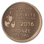 San Fran World Spirits Bronze 2016