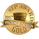 SIP Awards 2017 Gold Package Design