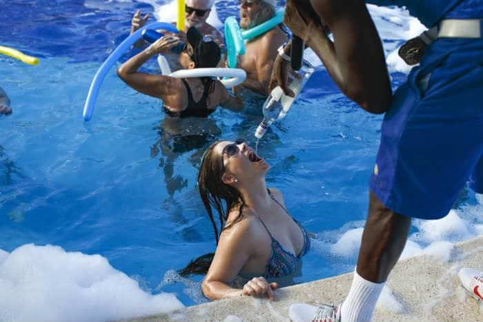Pool Shots Dominican Republic Resort
