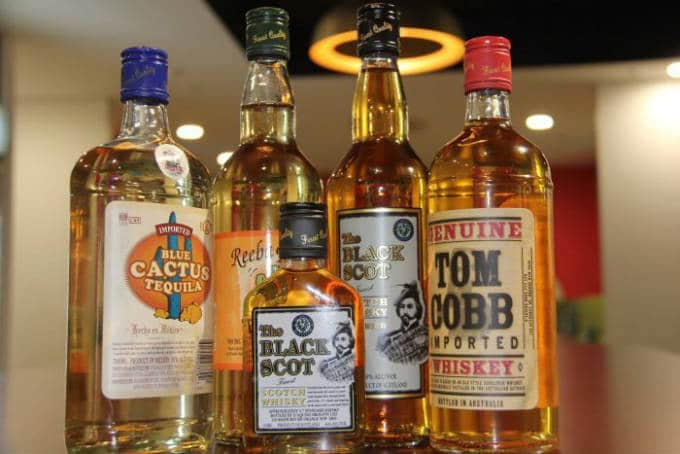 Unauthentic Liquor