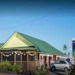 Island Cafe, Everglades City, Florida