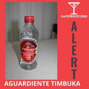 Timbuka Aguardiente