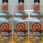 Apollo Bay Distillery Recalls SS Casino Gin – Bottles Filled with Hand Sanitizer