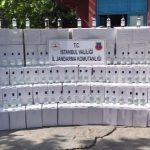 18 Tons of Counterfeit Alcohol Seized by Turkish Police